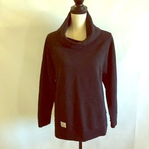 PRICE DROP! CHAPS- Cowl Neck Cotton Sweatshirt